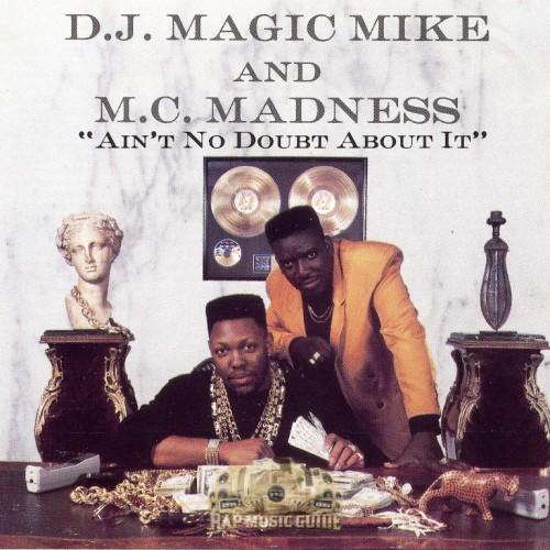 DJ Magic Mike - The Journey (Era Of Bass Part 1)